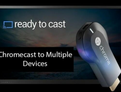 Chromecast to Multiple Devices With One Computer
