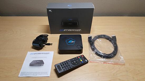 GoStreamer G5+ Box