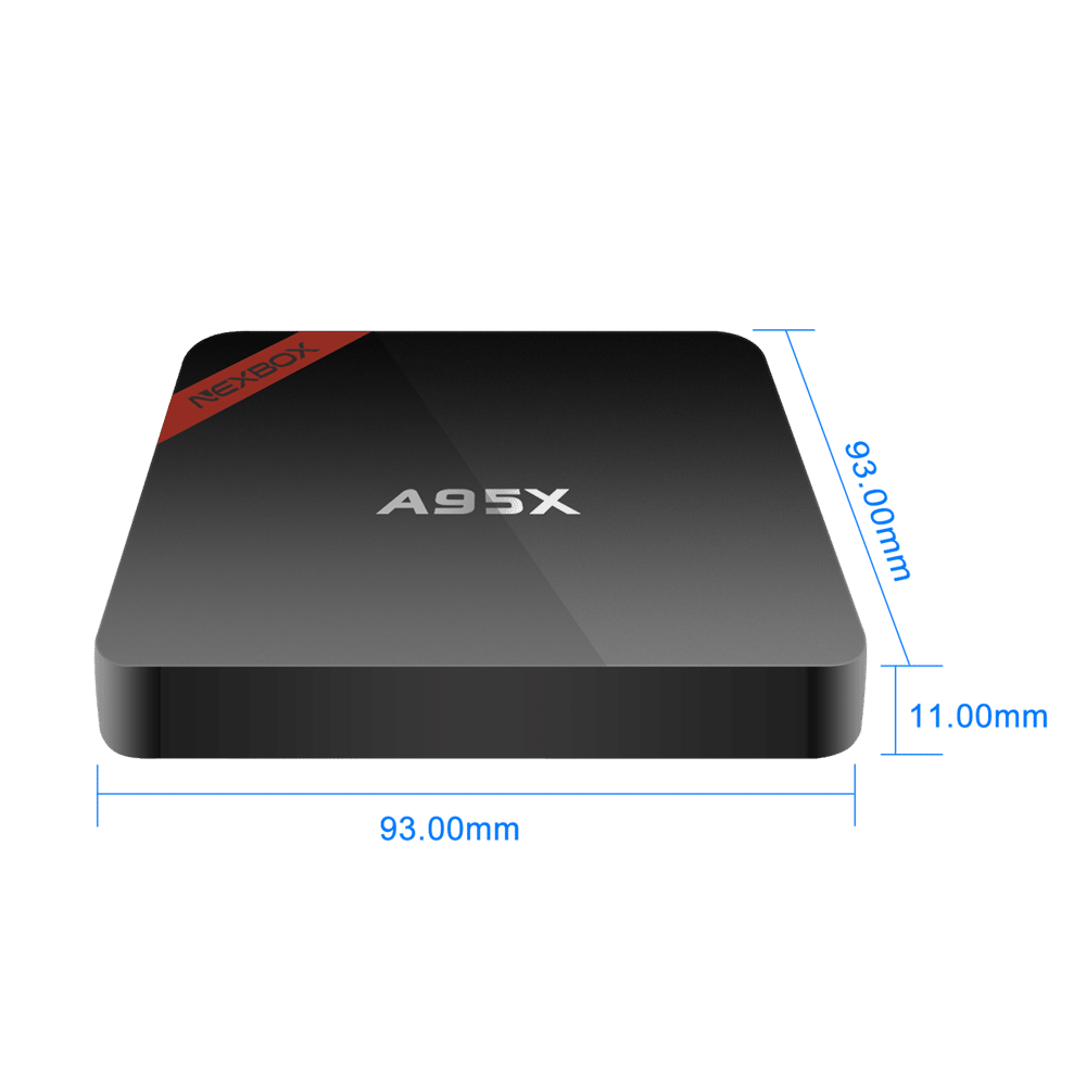 Nexbox A95X Review - The Very Best Android TV Box
