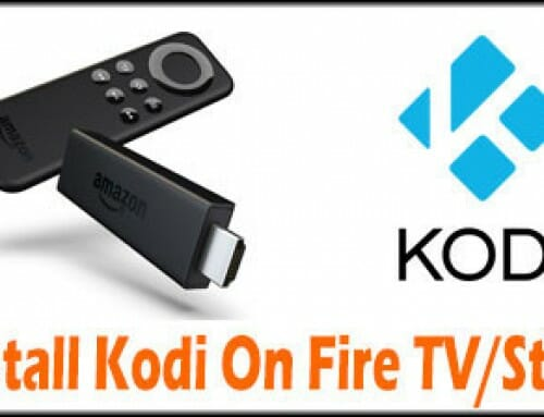 How To Install Kodi on Fire TV/Stick
