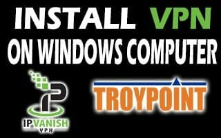 Install VPN On Windows