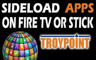 Sideload Fire TV
