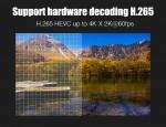 MECOOL M8S PRO TV Box Hardware Decoding