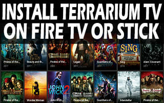 Terrarium TV on Firestick