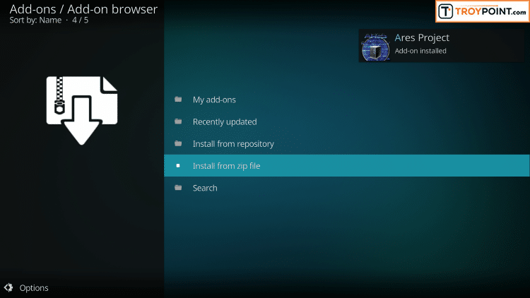 how to download from kodi covenant