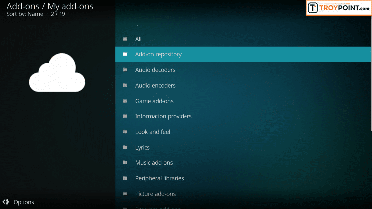 How To Uninstall Kodi Repositories & Avoid Malware