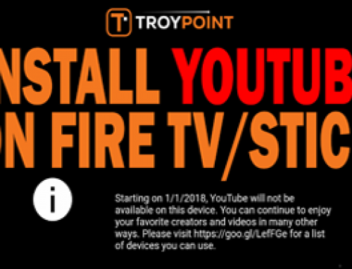 How To Install YouTube On Fire TV Or Fire TV Stick