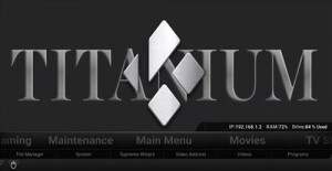 titanium build
