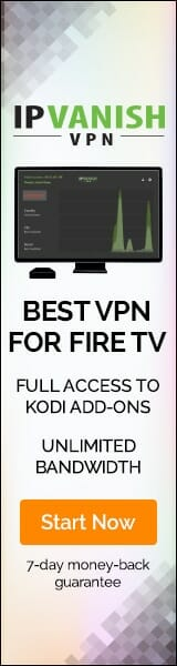 VPN for Fire TV and Kodi