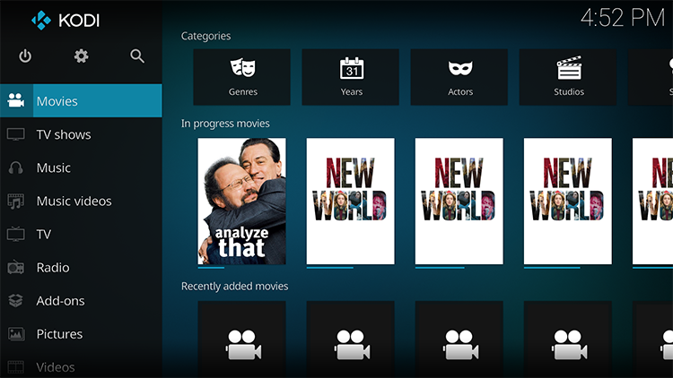 Install FreeWorld Kodi Build and Eliminate the Need for Add-Ons