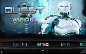 Install Quest Media on Kodi - All-In-One Kodi Build
