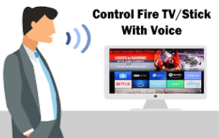 Control Fire TV/Stick with Voice & Echo