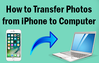 transfer photos from iphone to computer