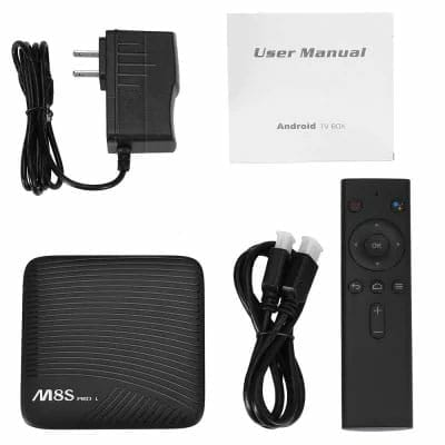 MECOOL M8S PRO L Review - Android TV OS & Powerful Components