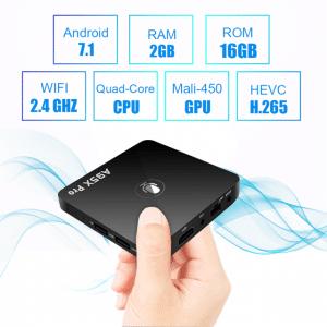 A95X Pro Android TV Box - A Better Firestick Alternative?