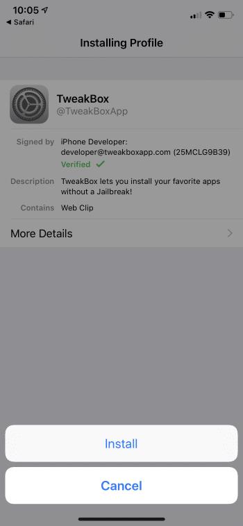 Install Kodi On iPhone Or iPad - No Computer or Jailbreak