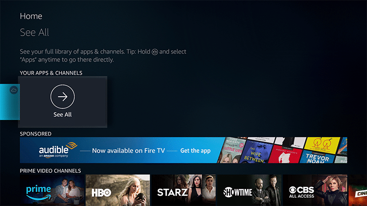 How To Install HD Streamz on Firestick/Fire TV & Android TV Box