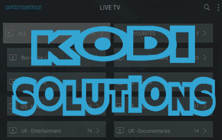 Kodi Solutions IPTV Over 4,000 HD Live Channels for $5 Per Month