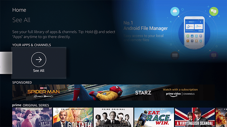 How To Install Tvzion On Firestickfire Tv Android Box