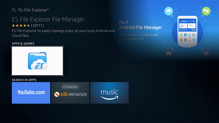 How To Install and Use ES File Explorer on Firestick/Fire TV/Android Box
