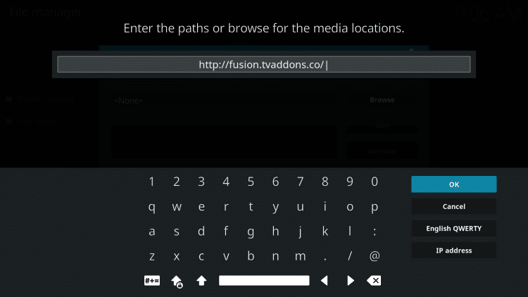 type http://fusion.tvaddons.co