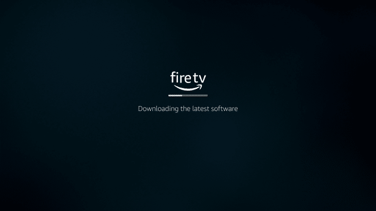 Fire TV Stick 4K Update