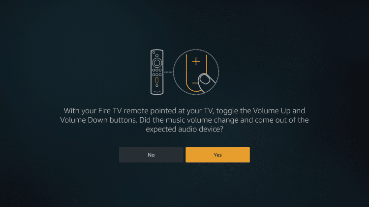 Fire TV Stick 4K Remote Setup