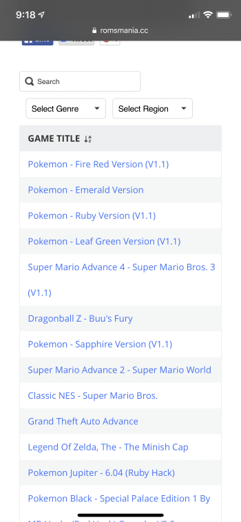 How To Install and Use GBA4iOS on iPhone/iPad for Gameboy Games