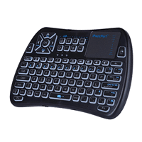 iPazzPort Wireless Keyboard Shop
