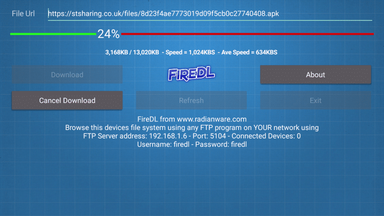 How To Install FireDL on Firestick, Fire TV, and Android TV Box