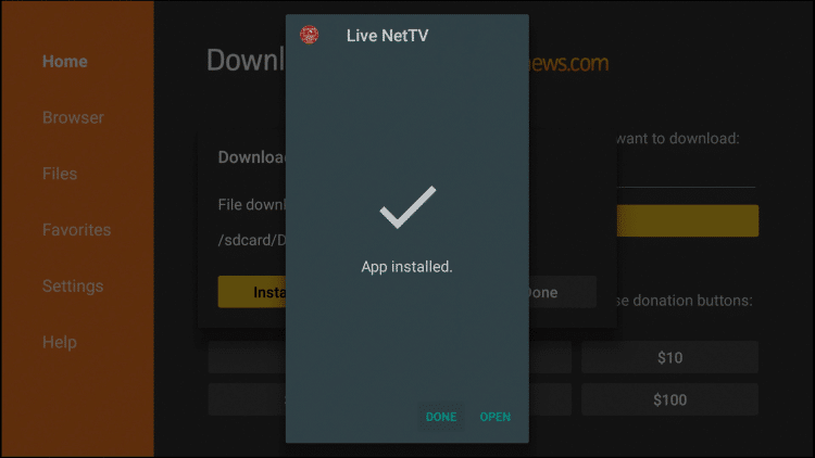 How To Install Live Net TV on Firestick/Fire TV & Android TV Box
