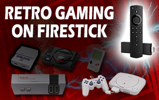 Play Thousands of Retro Games on Firestick / Fire TV with RetroArch