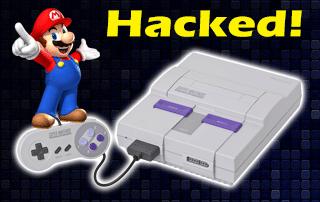 SNES Classic Hack