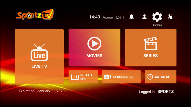 Install Sportz TV In 2 Minutes On Firestick, Fire TV, or Android Device