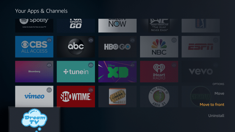 How To Install Dream TV on Firestick, Fire TV, and Android