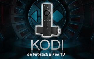 Kodi on Firestick