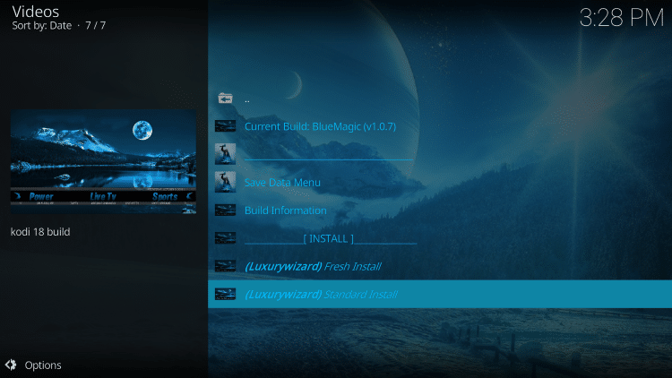How To Install Blue Magic Kodi Build - 2019 Guide