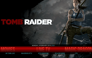 How To Install Tomb Raider Kodi Build