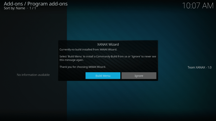 How To Install Xanax Kodi Build - The Return of Durex