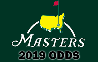 2019 masters odds