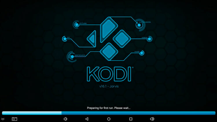 Step 11 - How To Reset Kodi On Android TV Box Video Tutorial