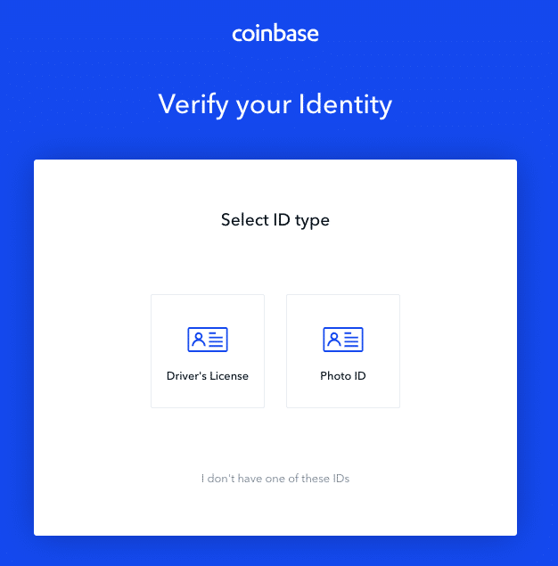 Step 13 - How to Create a Coinbase Account