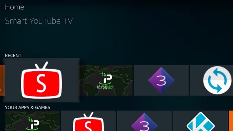 baixar app youtube para smart tv