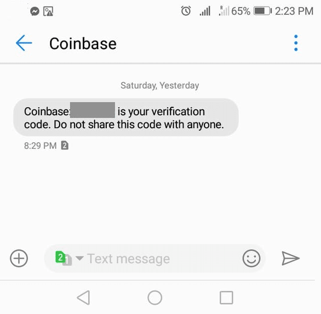 Step 9 - How to Create a Coinbase Account