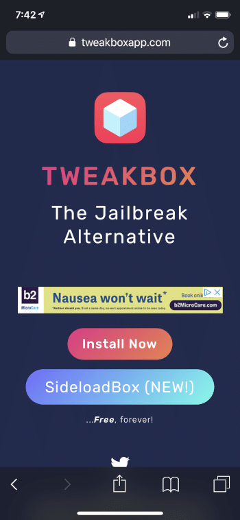 How To Install and Use TweakBox on iPhone or iPad