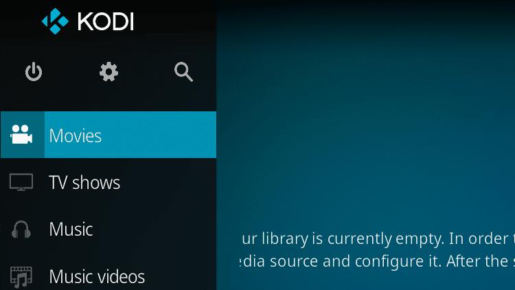 Step 1 - How To Fix Kodi No Sound Error - Restart Kodi How To Fix Kodi No Sound Error - Check the volume on Kodi