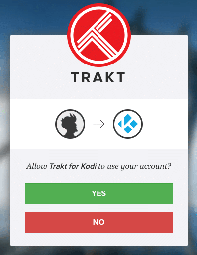Step 14 - How to Sync Your Trakt Account on All Your Devices