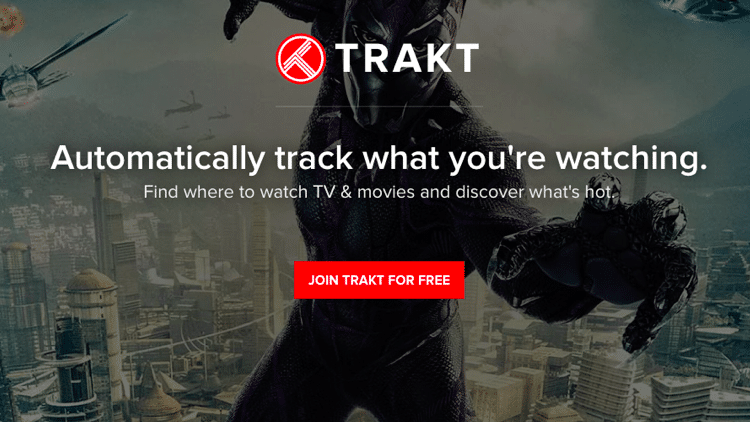 Step 2 - How to Sign Up for Trakt