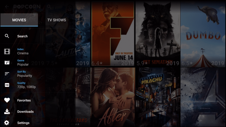 How To Install Popcorn Time APK on Firestick/Fire TV & Android TV Box