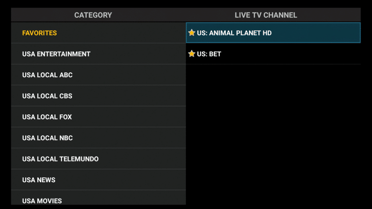 Ok3 Iptv Channel List